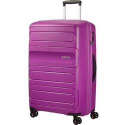 American Tourister Sunside Large 77cm Hardside Suitcase Ultraviolet 07528