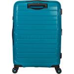 American Tourister Sunside Medium 68cm Hardside Suitcase Teal 07527 - 1