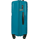 American Tourister Sunside Medium 68cm Hardside Suitcase Teal 07527 - 3