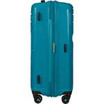 American Tourister Sunside Medium 68cm Hardside Suitcase Teal 07527 - 4