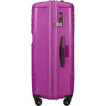 American Tourister Sunside Hardside Suitcase Set of 3 Ultraviolet 14140, 07527, 07528 with FREE Samsonite Luggage Scale 34042  - 3