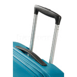 American Tourister Sunside Hardside Suitcase Set of 3 Teal 14140, 07527, 07528 with FREE Samsonite Luggage Scale 34042  - 7
