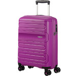 American Tourister Sunside Small/Cabin 55cm Hardside Suitcase Ultraviolet 14140