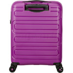 American Tourister Sunside Small/Cabin 55cm Hardside Suitcase Ultraviolet 14140 - 1