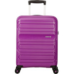 American Tourister Sunside Small/Cabin 55cm Hardside Suitcase Ultraviolet 14140 - 2