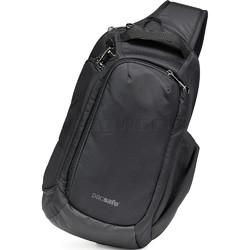 "Pacsafe Camsafe X Anti-Theft Camera & 11"" Laptop/Tablet Slingpack Black 15800"