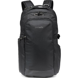 "Pacsafe Camsafe X17 Anti-Theft Camera & 13"" Laptop/Tablet Backpack Black 15801"