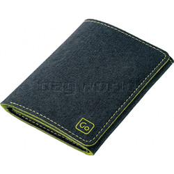 GO Travel RFID Micro Wallet Blue GO684