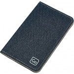 GO Travel The Slip Micro Credit Card RFID Wallet Navy GO687
