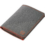 GO Travel RFID Micro Wallet Grey GO684