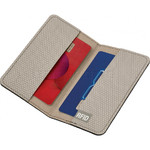 GO Travel The Slip Micro Credit Card RFID Wallet Navy GO687 - 2