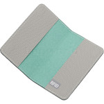 GO Travel The Slip Micro Credit Card RFID Wallet Grey GO687 - 2