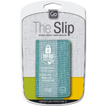 GO Travel The Slip Micro Credit Card RFID Wallet Navy GO687 - 4