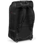 High Sierra AT7 66cm Wheeled Duffel with Backpack Straps Mercury 57019 - 2