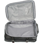 High Sierra AT7 66cm Wheeled Duffel with Backpack Straps Mercury 57019 - 3
