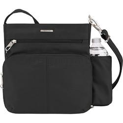 Travelon Classic Anti-Theft N/S Crossbody Bag Black 43310