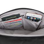Travelon Classic Anti-Theft N/S Crossbody Bag Black 43310 - 3