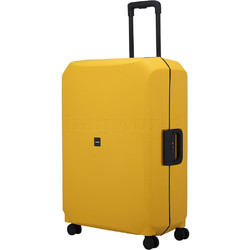 Lojel Voja Large 77cm Hardside Suitcase Yolk Yellow JVO77