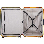 Lojel Voja Large 77cm Hardside Suitcase Yolk Yellow JVO77 - 4