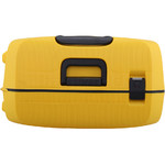 Lojel Voja Large 77cm Hardside Suitcase Yolk Yellow JVO77 - 5