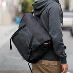 """Pacsafe Ultimatesafe Anti-Theft 15.4"""" Laptop & Tablet Messenger Black 55135 - 7"""