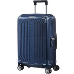 Samsonite Lite-Box Small/Cabin 55cm Hardsided Suitcase Deep Blue 79297