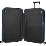 Samsonite Lite-Box Hardside Suitcase Set of 3 Deep Blue 79301, 79300, 79297 with FREE Samsonite Luggage Scale 34042 - 2