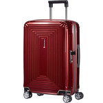 Samsonite Aspero Small/Cabin 55cm Hardsided Suitcase Metallic Red 91044