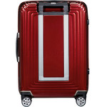 Samsonite Aspero Small/Cabin 55cm Hardsided Suitcase Metallic Red 91044 - 1