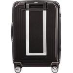 Samsonite Aspero Small/Cabin 55cm Hardsided Suitcase Metallic Black 91044 - 1