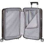 Samsonite Aspero Small/Cabin 55cm Hardsided Suitcase Metallic Black 91044 - 2