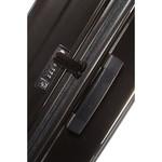Samsonite Aspero Small/Cabin 55cm Hardsided Suitcase Metallic Black 91044 - 3