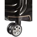 Samsonite Aspero Small/Cabin 55cm Hardsided Suitcase Metallic Black 91044 - 5