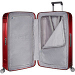 Samsonite Aspero Hardside Suitcase Set of 3 Metallic Red 91047, 91045, 91044 with FREE Samsonite Luggage Scale 34042 - 2