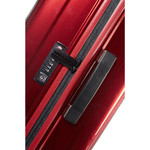 Samsonite Aspero Hardside Suitcase Set of 3 Metallic Red 91047, 91045, 91044 with FREE Samsonite Luggage Scale 34042 - 3