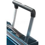 Samsonite Aspero Hardside Suitcase Set of 3 Metallic Blue 91046, 91045, 91044 with FREE Samsonite Luggage Scale 34042 - 4