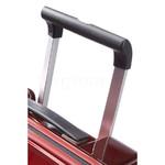 Samsonite Aspero Hardside Suitcase Set of 3 Metallic Red 91047, 91045, 91044 with FREE Samsonite Luggage Scale 34042 - 4