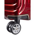 Samsonite Aspero Hardside Suitcase Set of 3 Metallic Red 91047, 91045, 91044 with FREE Samsonite Luggage Scale 34042 - 5