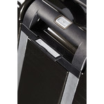 Samsonite Aspero Hardside Suitcase Set of 3 Metallic Black 91047, 91045, 91044 with FREE Samsonite Luggage Scale 34042 - 6