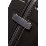 Samsonite Aspero Hardside Suitcase Set of 3 Metallic Black 91047, 91045, 91044 with FREE Samsonite Luggage Scale 34042 - 7
