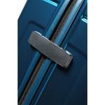 Samsonite Aspero Hardside Suitcase Set of 3 Metallic Blue 91046, 91045, 91044 with FREE Samsonite Luggage Scale 34042 - 7