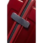 Samsonite Aspero Hardside Suitcase Set of 3 Metallic Red 91047, 91045, 91044 with FREE Samsonite Luggage Scale 34042 - 7