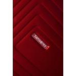 Samsonite Aspero Hardside Suitcase Set of 3 Metallic Red 91047, 91045, 91044 with FREE Samsonite Luggage Scale 34042 - 8