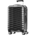 Samsonite Polygon Small/Cabin 55cm Hardside Suitcase Dark Grey 11636