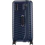 Samsonite Polygon Hardside Suitcase Set of 3 Blue 11638, 11637, 11636 with FREE Samsonite Luggage Scale 34042 - 3