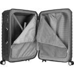 Samsonite Polygon Hardside Suitcase Set of 3 Dark Grey 11638, 11637, 11636 with FREE Samsonite Luggage Scale 34042 - 4