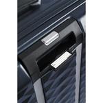 Samsonite Polygon Hardside Suitcase Set of 3 Blue 11638, 11637, 11636 with FREE Samsonite Luggage Scale 34042 - 6