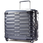 Samsonite Stryde Glider Medium Journey Hardside Suitcase Blue Slate 78652