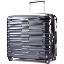 Samsonite Stryde Glider Long Journey Hardside Suitcase Blue Slate 78653