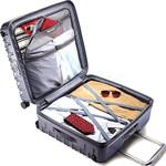 Samsonite Stryde Glider Medium Journey Hardside Suitcase Blue Slate 78652 - 2